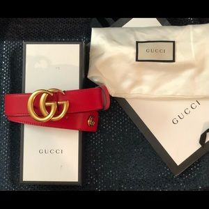 GG Buckle Gucci 100cm Size 85